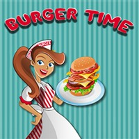 Burger Time Play